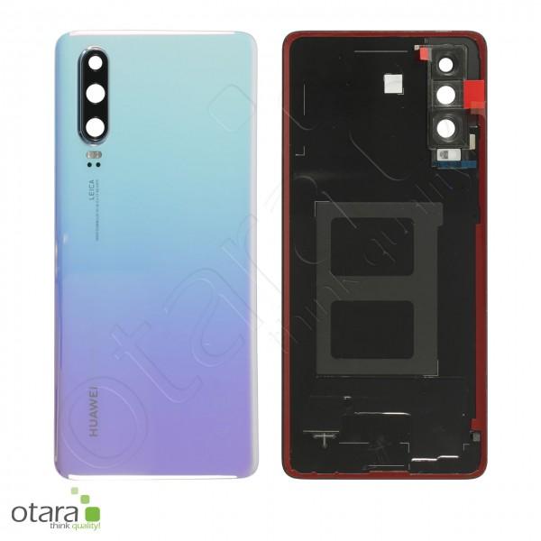 Akkudeckel Huawei P30, breathing crystal, Serviceware