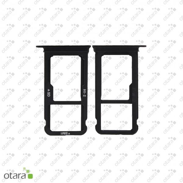 Huawei Mate 10 geeigneter SIM Tray, schwarz