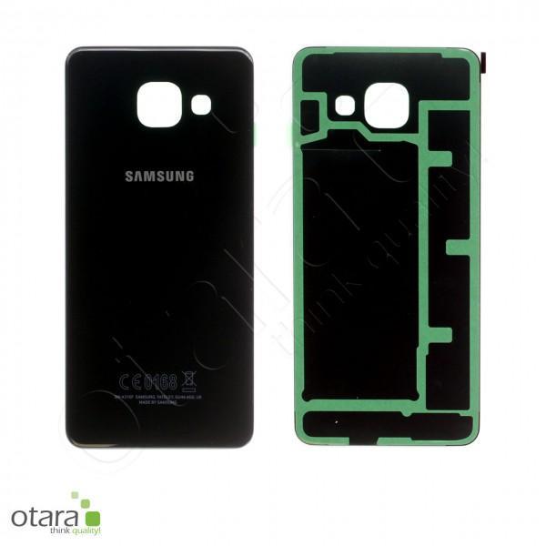Akkudeckel Samsung Galaxy A3 2016 (A310F), schwarz, Serviceware