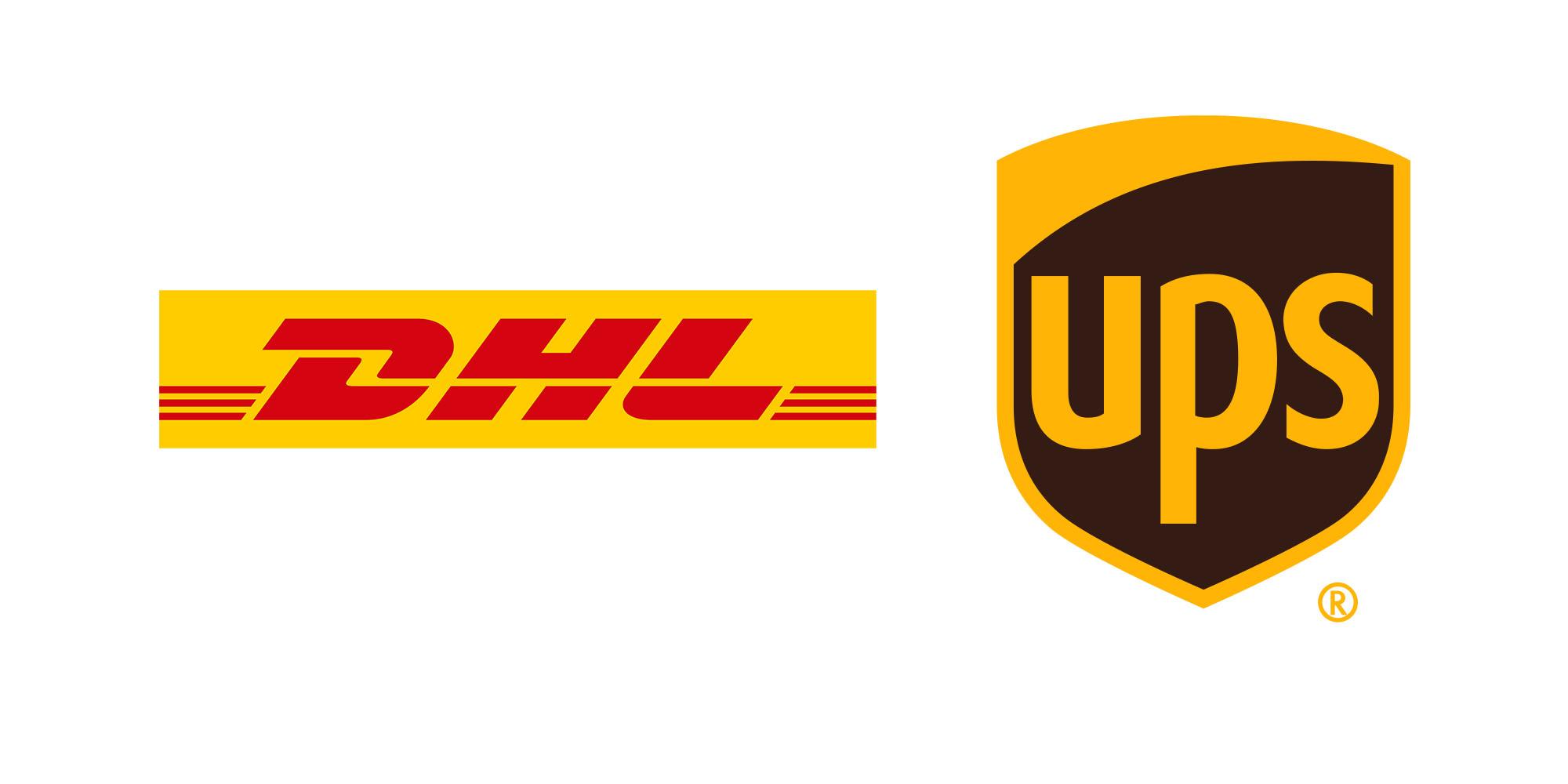 DHL & UPS
