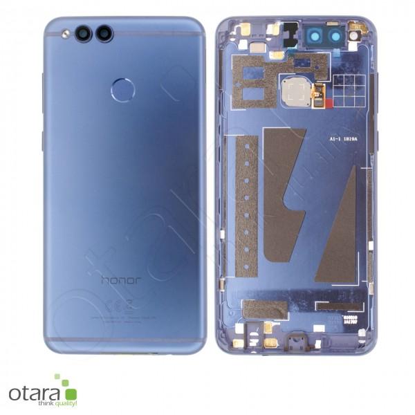 Akkudeckel Huawei Honor 7X, blau, Serviceware