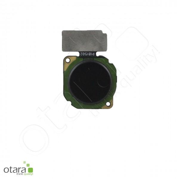Huawei P8 Lite 2017 geeigneter Fingerprint Sensor, schwarz
