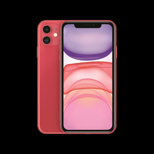 Renewd© Apple iPhone 11, 64GB (zert. aufbereitet), rot