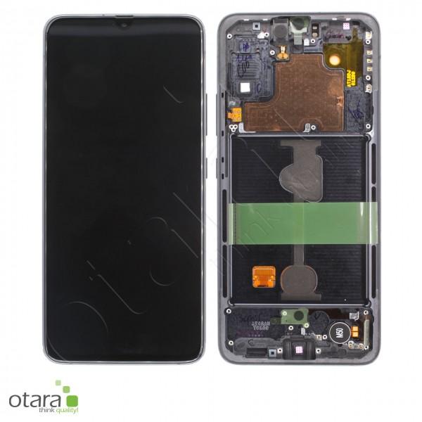 Displayeinheit Samsung Galaxy A90 5G (A908F), classic black, Serviceware