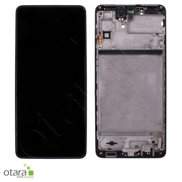 Displayeinheit Samsung Galaxy M51 (M515F), black, Serviceware