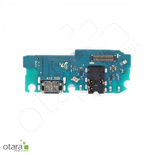 Samsung Galaxy A12 (A125F) M12 (M127F) Ladebuchse Platine USB-C, Mikrofon, Audio Jack (kompatibel)