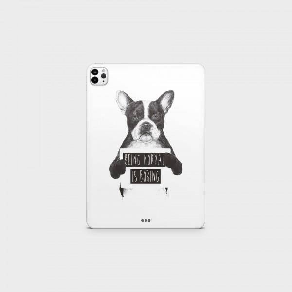 "GREEN MNKY Backcover Skin Tablet 11"" (Design Serie) ""Be Crazy"" [3 Stück]"