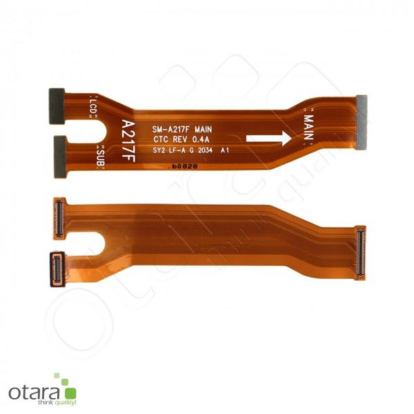 Samsung Galaxy A21s (A217F) geeignetes Haupt Main Flex