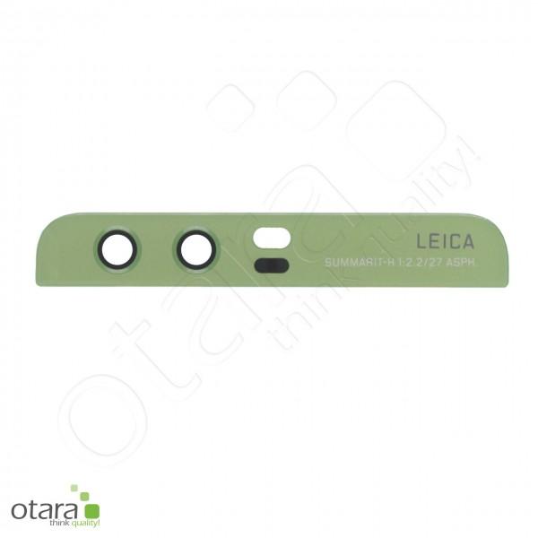 Huawei P10 geeignetes Kameraglas Linse (mit Cover), grün