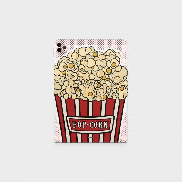 "GREEN MNKY Backcover Skin Tablet 11"" (Design Serie) ""Popcorn"" [3 Stück]"