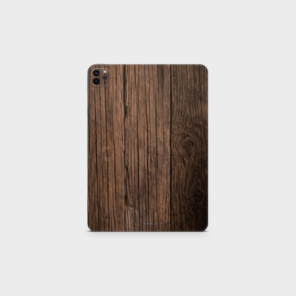 "GREEN MNKY Backcover Skin Tablet 11"" (Struktur Serie) ""Woods"" [3 Stück]"