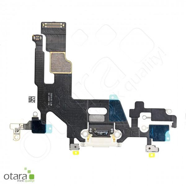 Lade Konnektor Flexkabel geeignet für iPhone 11 (Ori/pulled Qualität), weiß