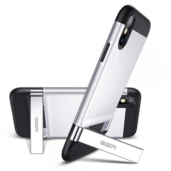 ESR Case iPhone XS Max Urbansoda Simplace Silver