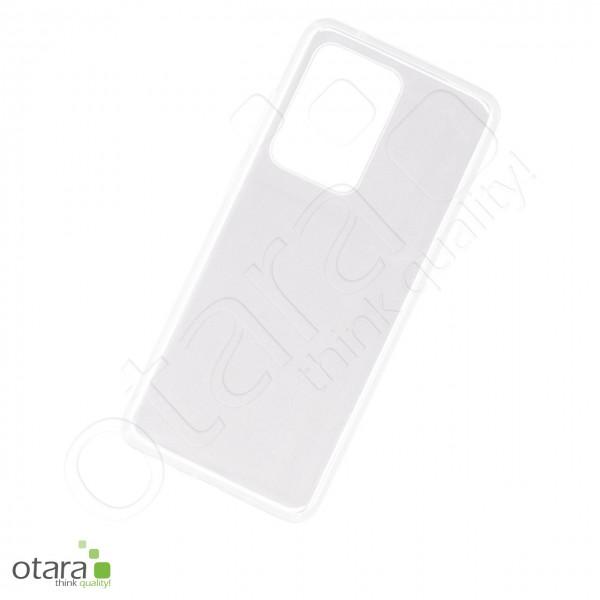 Silikoncase/Schutzhülle für Samsung Galaxy S20 Ultra, transparent