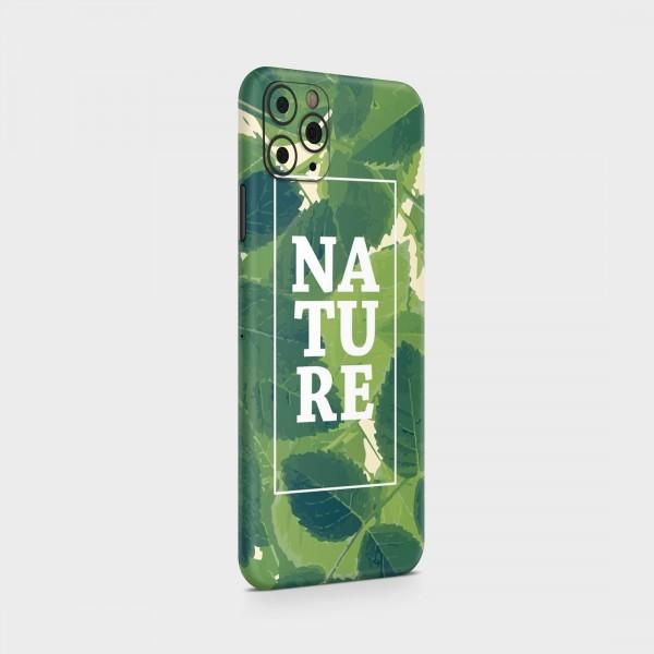"GREEN MNKY Backcover Skin Smartphone 7"" (Design Serie) ""Nature"" [3 Stück]"