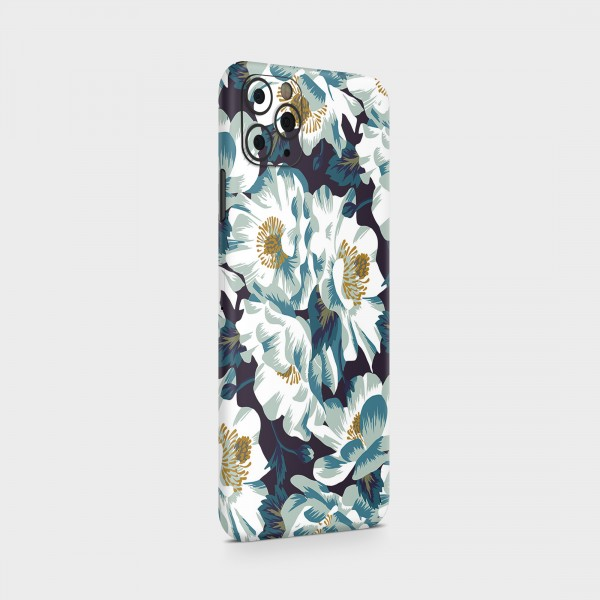 "GREEN MNKY Backcover Skin Smartphone 7"" (Design Serie) ""Summer Flowers"" [3 Stück]"