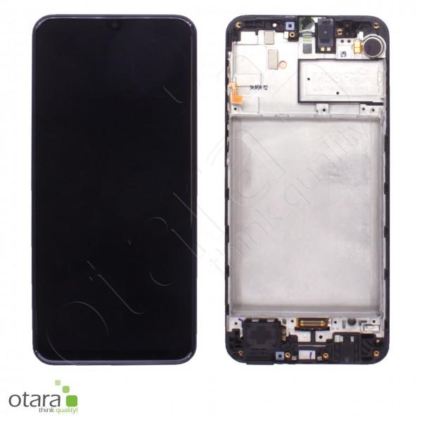 Displayeinheit Samsung Galaxy M21 (M215F), black, Serviceware