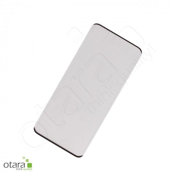 Schutzglas Edge to Edge für Samsung Galaxy S20, schwarz (ohne Verpackung)