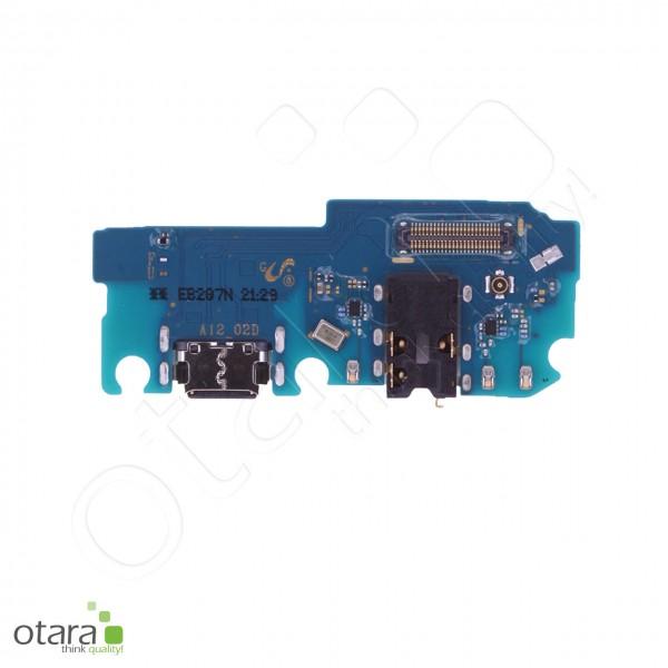 Samsung Galaxy A12 (A125F) M12 (M127F) Ladebuchse Platine USB-C, Mikrofon, Audio Jack, Serviceware