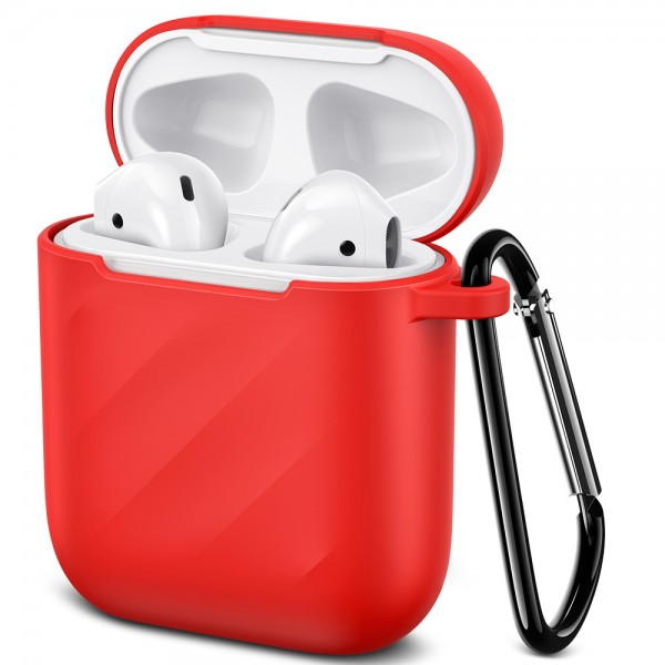 ESR Accessories Ripple Airpods Red