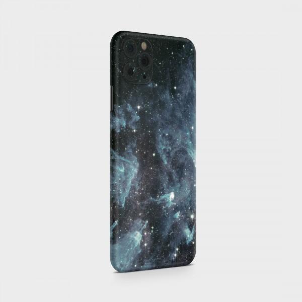 "GREEN MNKY Backcover Skin Smartphone 7"" (Struktur Serie) ""Blue Sphere"" [3 Stück]"