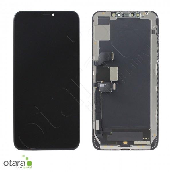 Displayeinheit geeignet für iPhone XS Max (Ori/pulled Qualität), schwarz