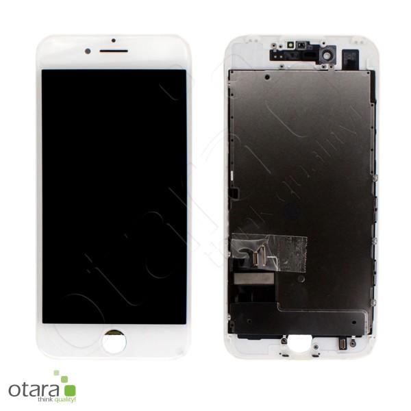 Displayeinheit geeignet für iPhone 7 (Ori/pulled Qualität) inkl. Heatplate, weiß