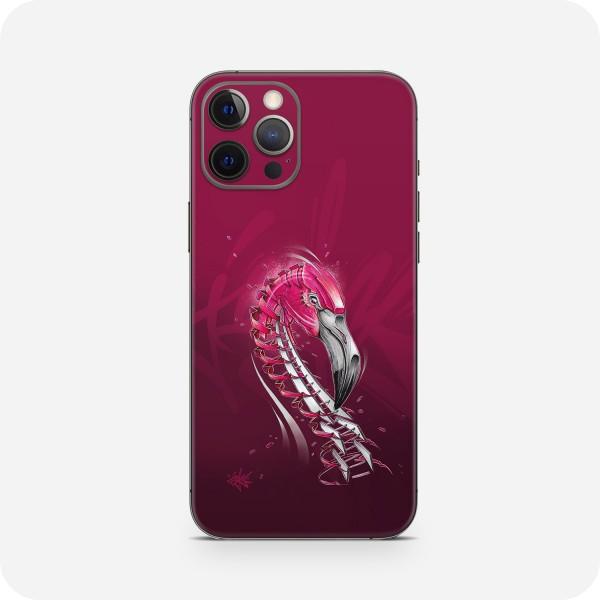 "GREEN MNKY Backcover Skin Smartphone 7"" (Jayn Kollektion) ""Flamingo"" [3 Stück]"