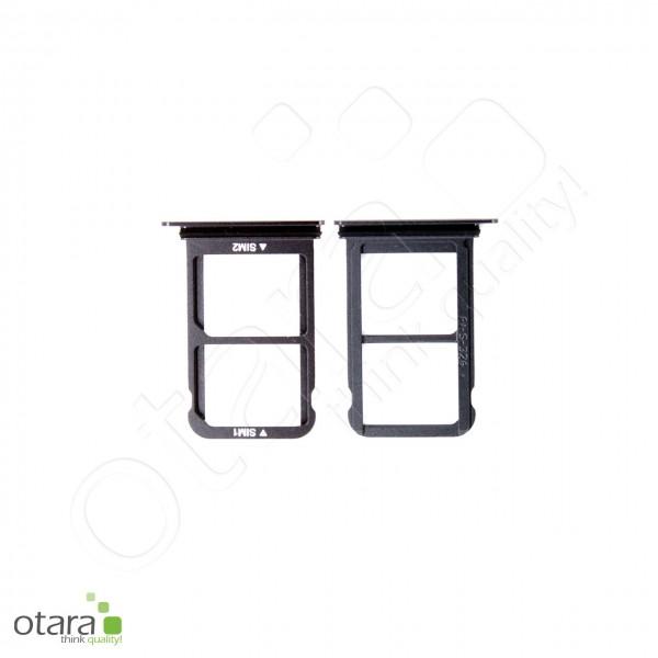 Huawei P20 SIM Tray Dual, black, Serviceware