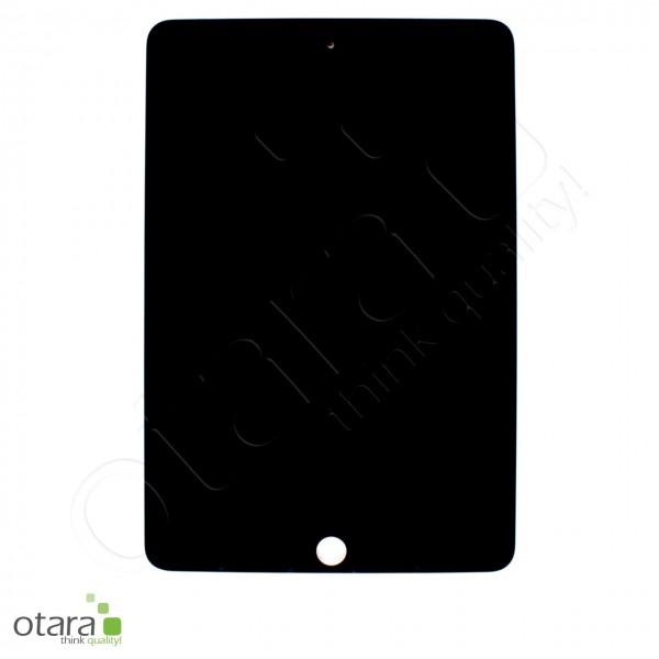 Displayeinheit geeignet für iPad mini 5 (2019) A2133 A2124 A2126, schwarz