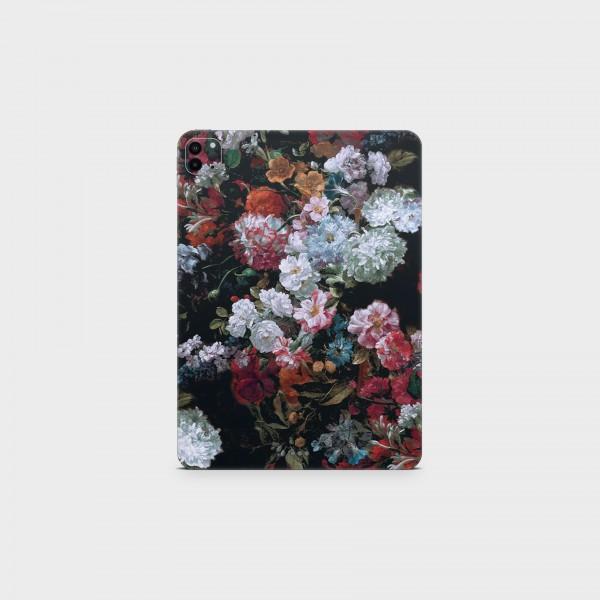 "GREEN MNKY Backcover Skin Tablet 11"" (Design Serie) ""Fleuerunique"" [3 Stück]"