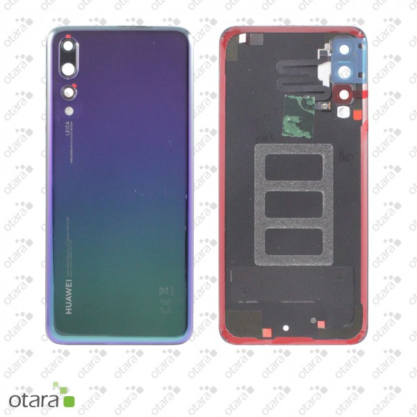 Akkudeckel Huawei P20 Pro, twilight, Serviceware