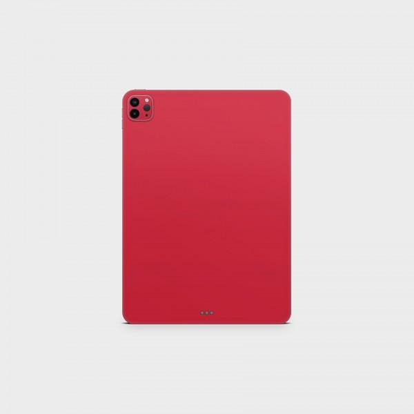 "GREEN MNKY Backcover Skin Tablet 11"" (Struktur Serie) ""Red Lipstick"" [3 Stück]"