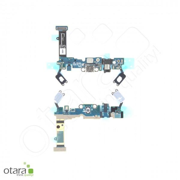 Samsung Galaxy A5 2016 (A510F) Ladebuchse Platine mit Micro USB, Mikrofon, Audio Jack, Serviceware