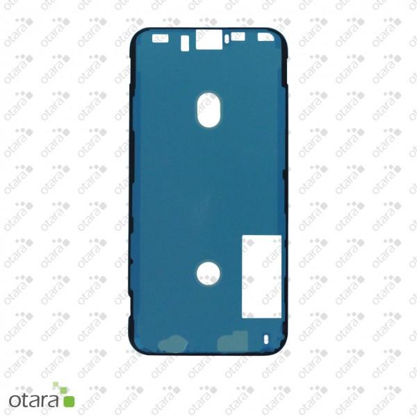 LCD Dichtung Klebestreifen geeignet für iPhone XS, schwarz