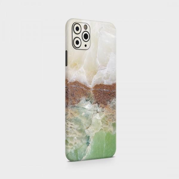 "GREEN MNKY Backcover Skin Smartphone 7"" (Struktur Serie) ""La nature"" [3 Stück]"