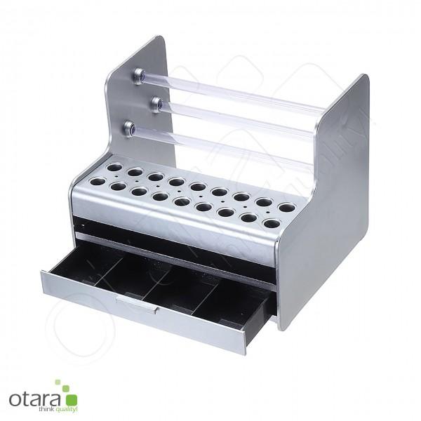 Repair/Storage Box, Lagerbox/Sortierung bis 10 Fächer, stapelbar, 195x155x35mm