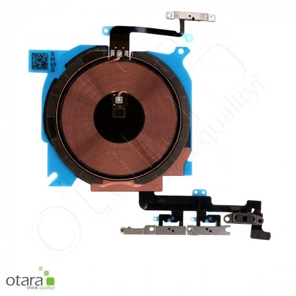 Ein/Aus Power und Volume Flexkabel + Induktionsspule geeignet für iPhone 12 Pro Max