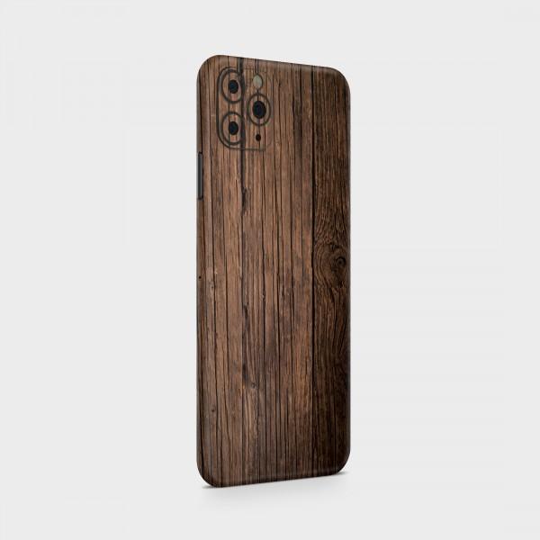"GREEN MNKY Backcover Skin Smartphone 7"" (Struktur Serie) ""Woods"" [3 Stück]"