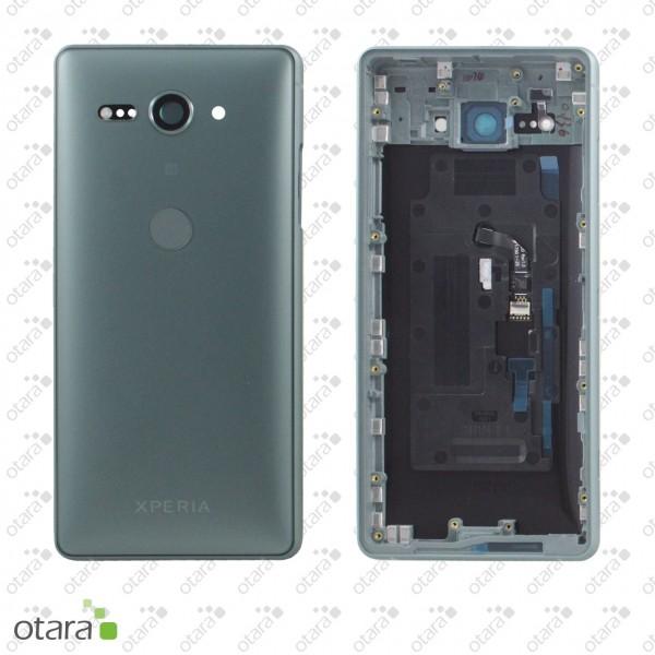 Akkudeckel Sony Xperia XZ2 Compact, moss green, Serviceware