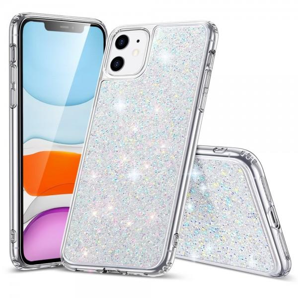 ESR Case iPhone 11 Glamour Silver