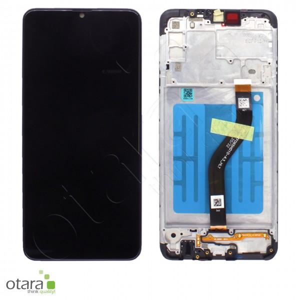 Displayeinheit Samsung Galaxy A20s (A207F), black, Serviceware