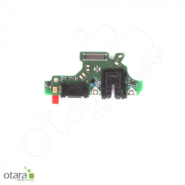 Huawei P30 Lite Lade Konnektor Platine mit USB-C + Audio Jack, Serviceware