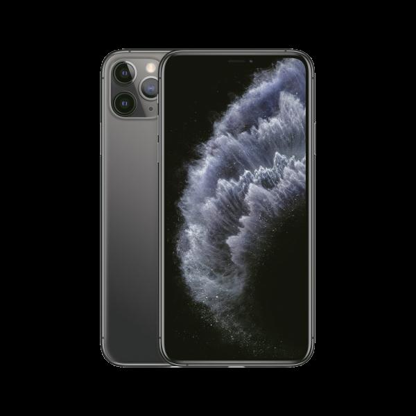 Renewd© Apple iPhone 11 Pro Max, 256GB (zert. aufbereitet), schwarz
