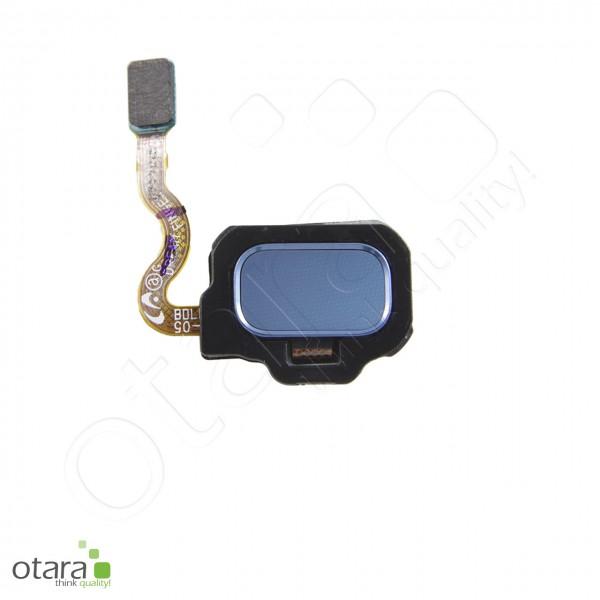 Samsung Galaxy S8/S8 Plus (G950/G955) Fingerabdruck/Fingerprint Sensor, coral blue, Serviceware
