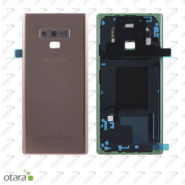 Akkudeckel Samsung Galaxy Note 9 (N960F), metallic copper, Serviceware