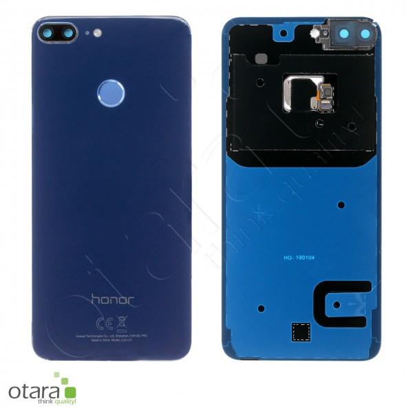Akkudeckel Huawei Honor 9 Lite, blau, Serviceware