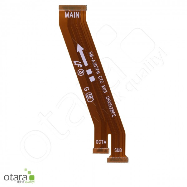 Samsung Galaxy A30s (A307F) Main SUB/OCTA Flex (con-to-con), Serviceware