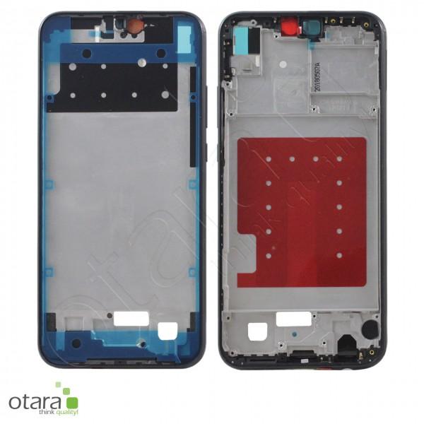 Huawei P20 Lite geeigneter Mittelrahmen, midnight black