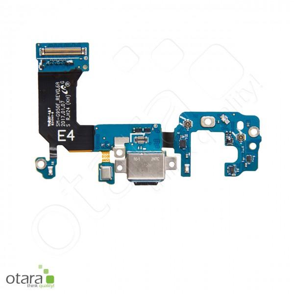 Samsung Galaxy S8 (G950F) Ladebuchse Platine USB-C, Mikrofon (kompatibel)